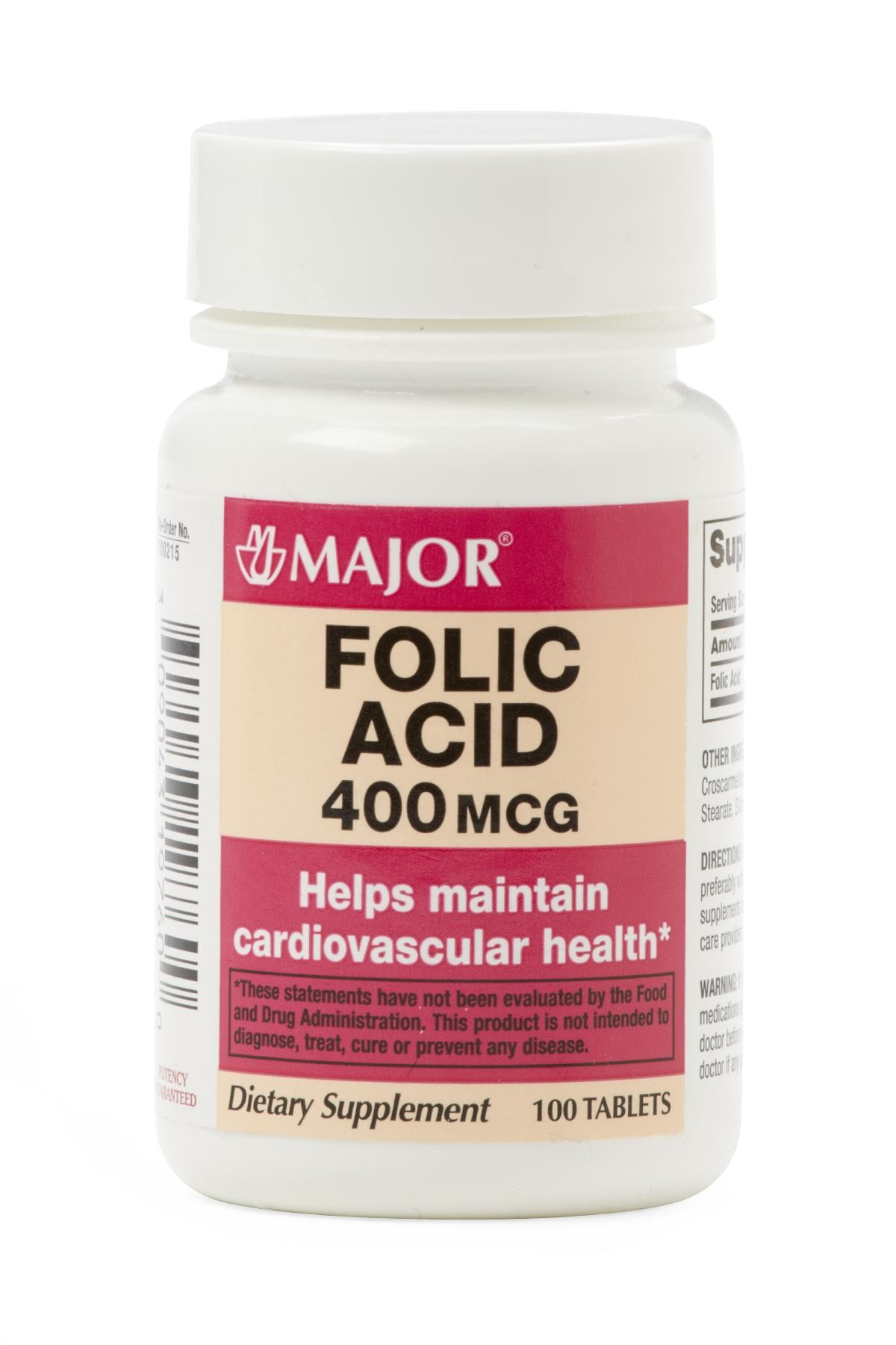 what is folic acid tablets